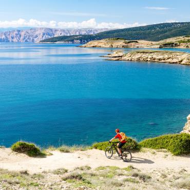 Les charmes de la côte adriatique à vélo