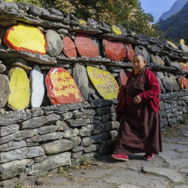 L'intégrale du Manaslu aux Annapurnas