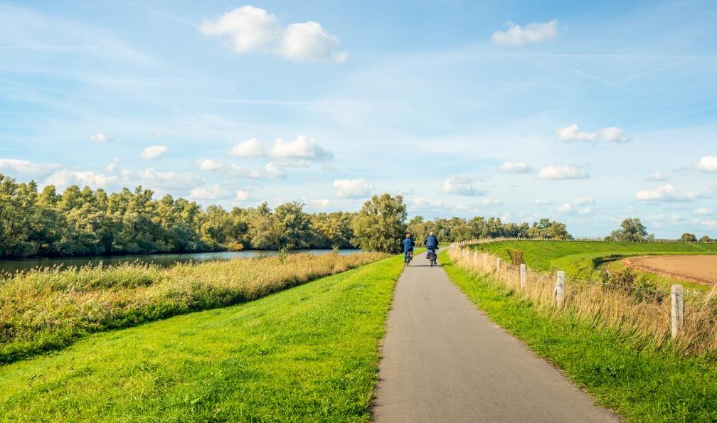 Image D'amsterdam à bruxelles à vélo