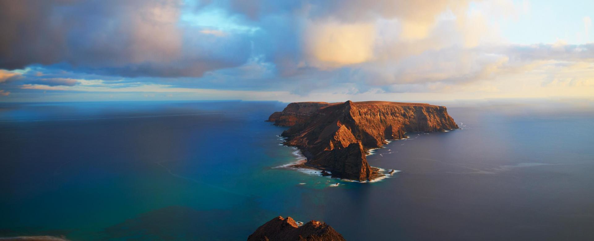 Voyage sur l'eau : Des levadas de madère à l\'île de porto santo