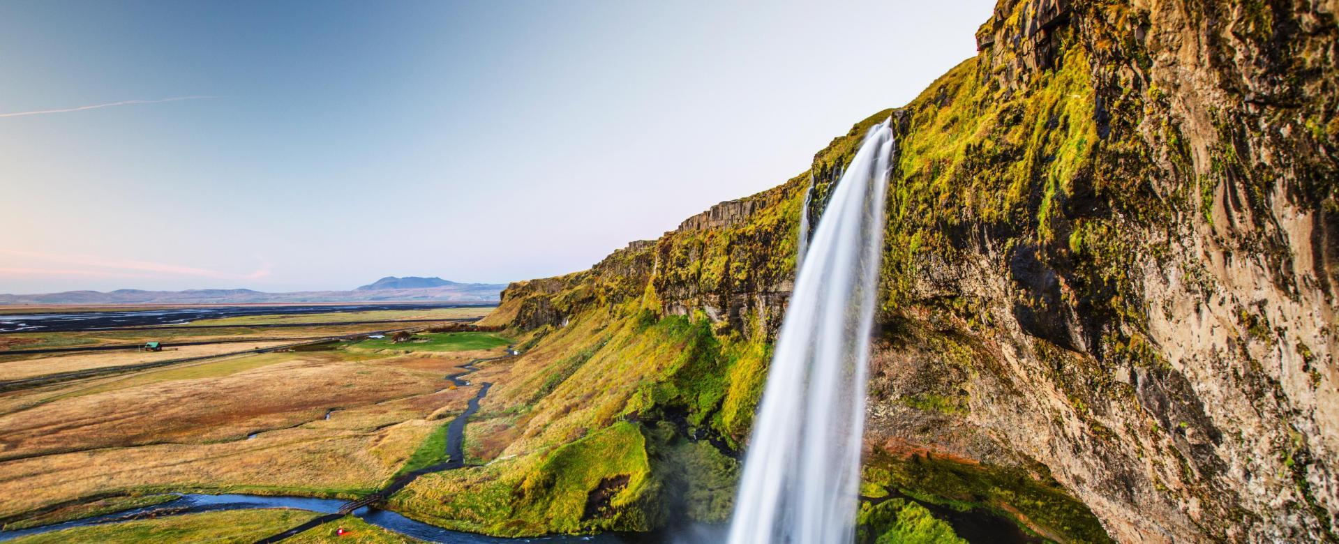 Trekking Islande : L'île à grand spectacle