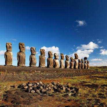 Déserts des Andes centrales et île de Pâques