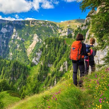 Les parcs naturels des Carpates en itinérance
