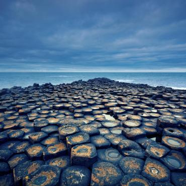 Ulster et Donegal, terre des géants