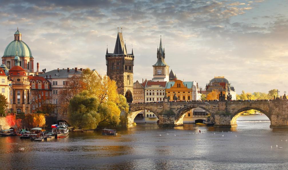 Image Prague, cracovie et les carpates