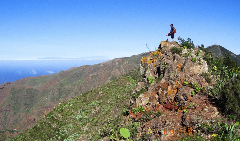 Image Tenerife et la palma