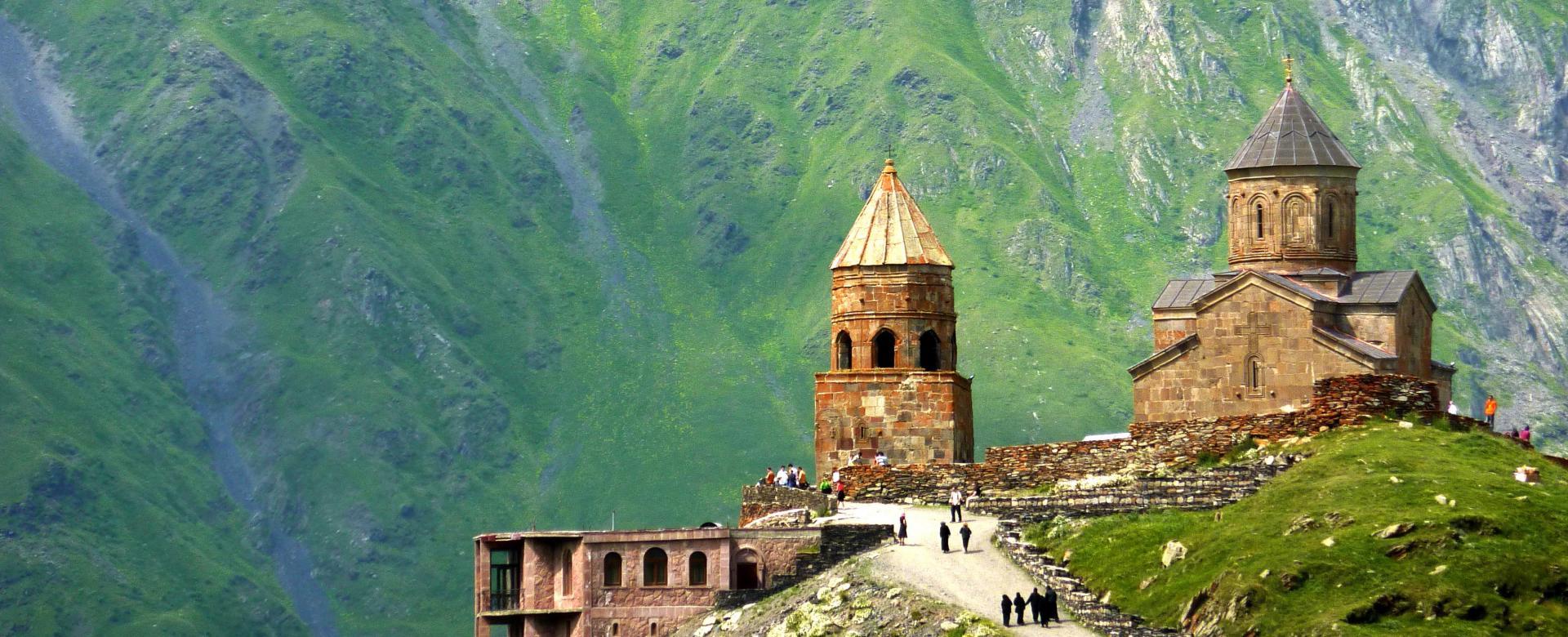 Trekking Georgie : Citadelles du caucase