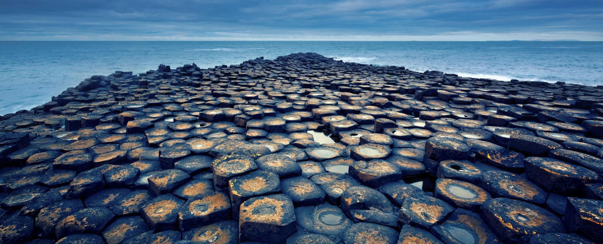 Voyage à pied Irlande : Ulster et donegal, terre des géants
