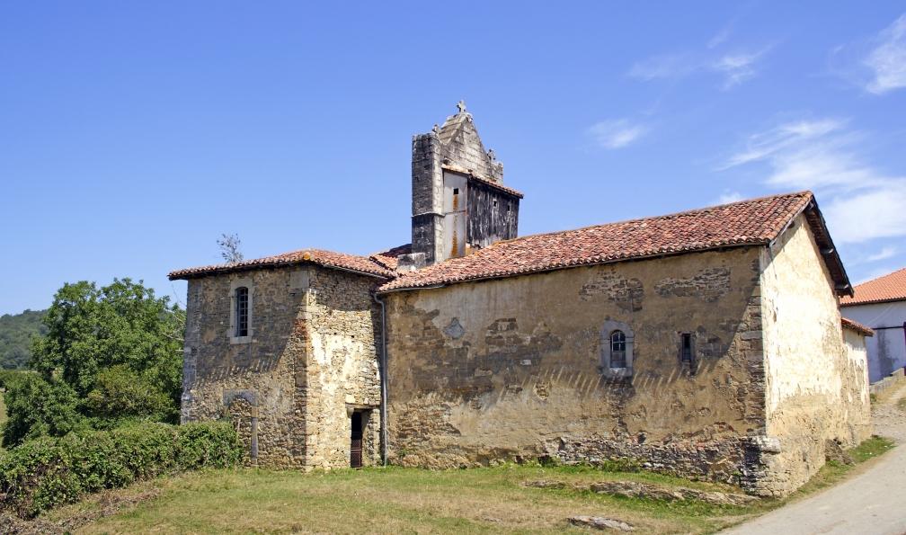 Image Compostelle : d'aire-sur-l'adour à saint-jean