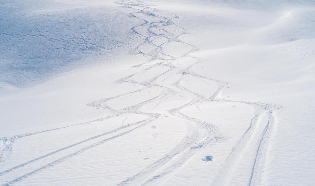 Image La haute route de la vanoise