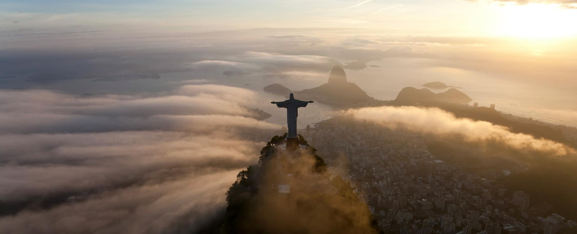 Voyage à pied : Trilogie brésilienne : rio, iguaçu et bahia