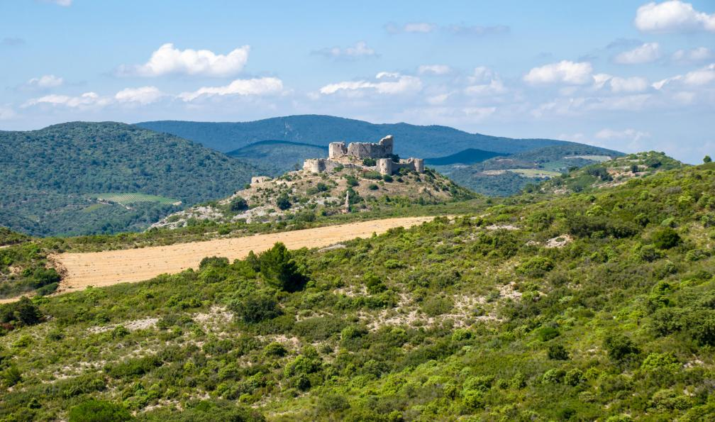 Image Les chemins cathares