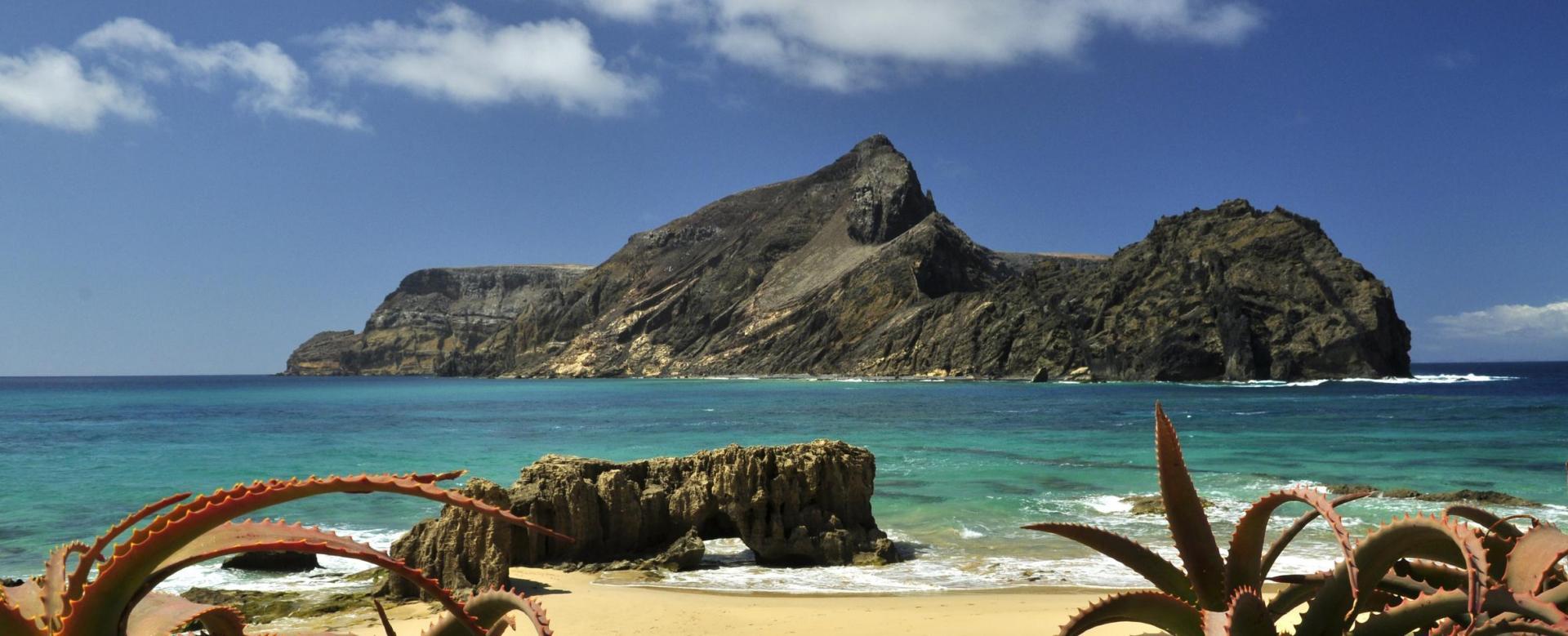 Voyage à pied : Itinérance à madère et escapade à porto santo
