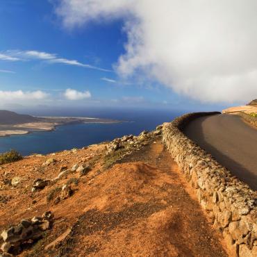 Lanzarote et La Graciosa à vélo