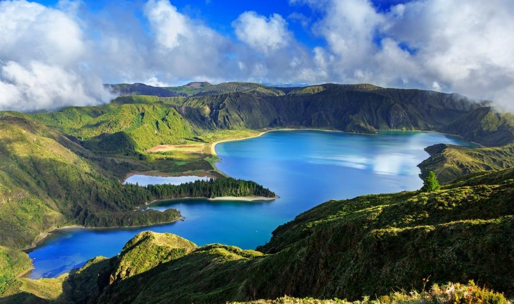 Image Les volcans de l'atlantique