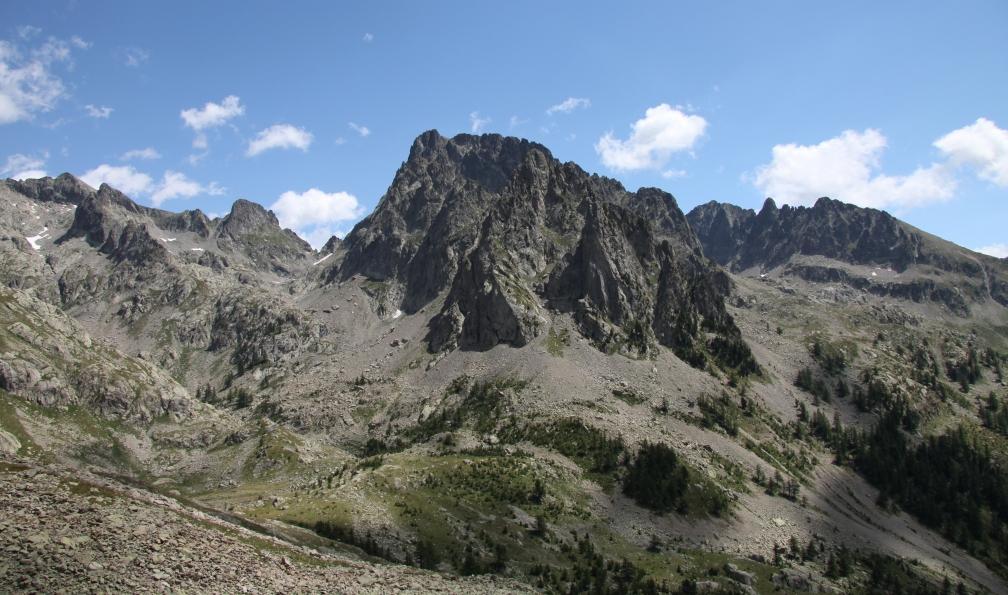 Image Trail du mercantour et vallée des merveilles