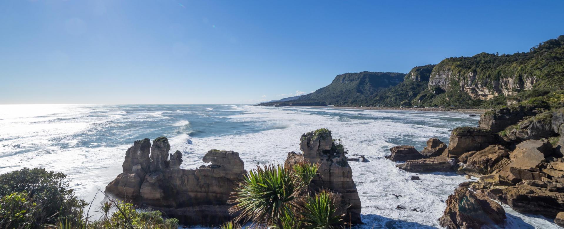Voyage à pied : Aotearoa, îles des antipodes