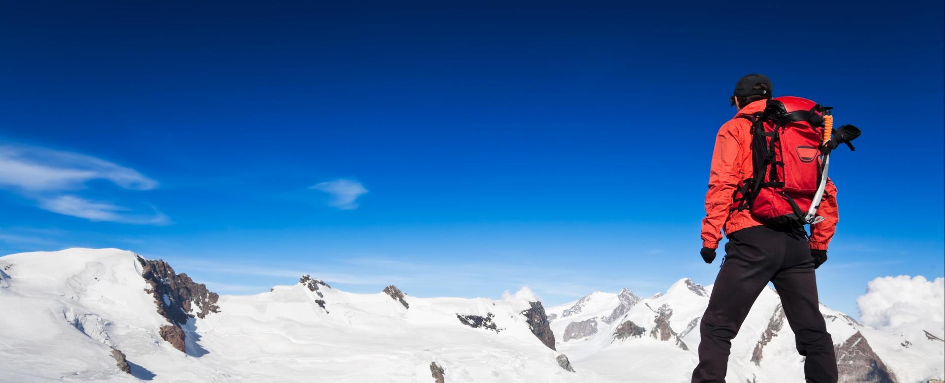 Voyage à pied : Des sentiers walser au mont-rose