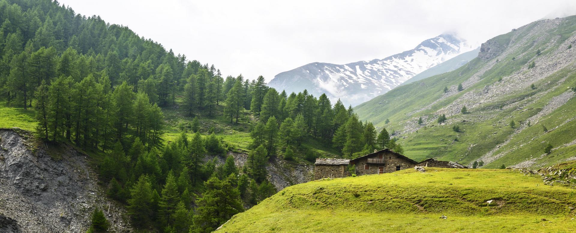 Voyage à pied : Val maira, percorso occitano