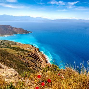 La Crète orientale