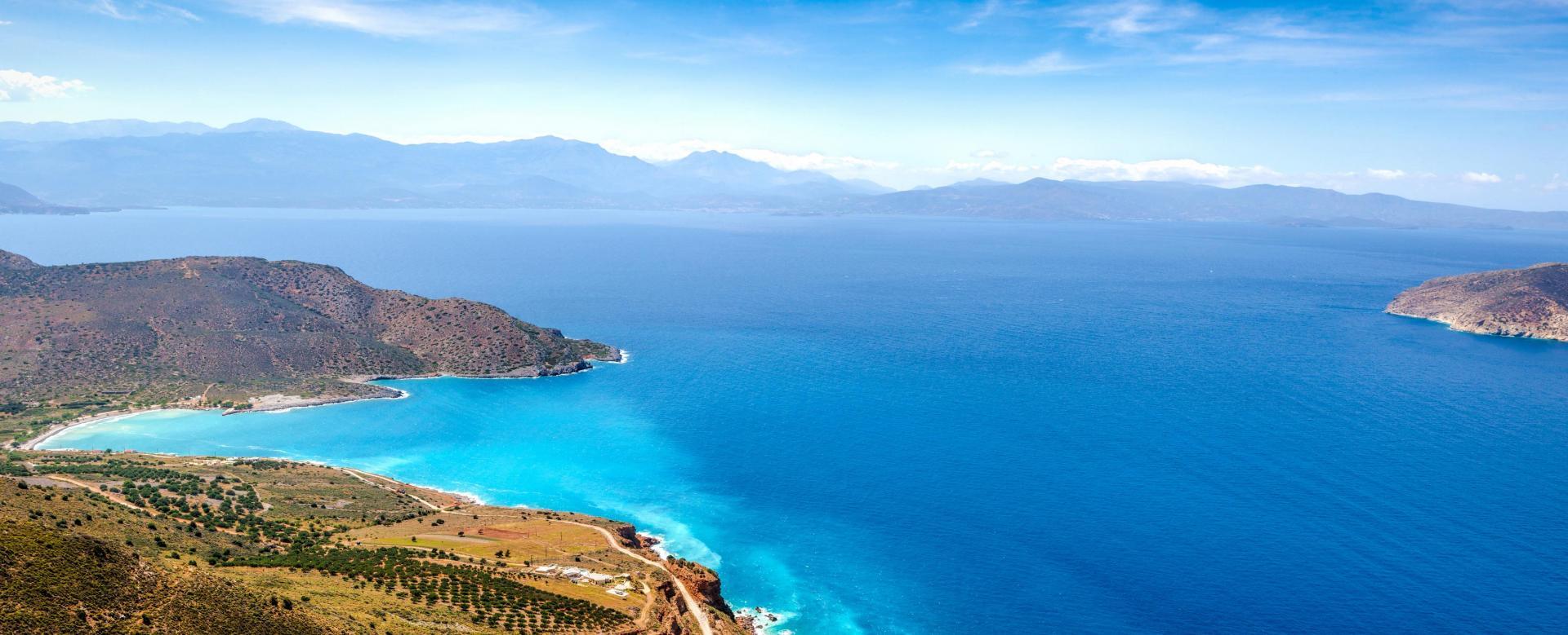 Voyage à pied : La crète orientale