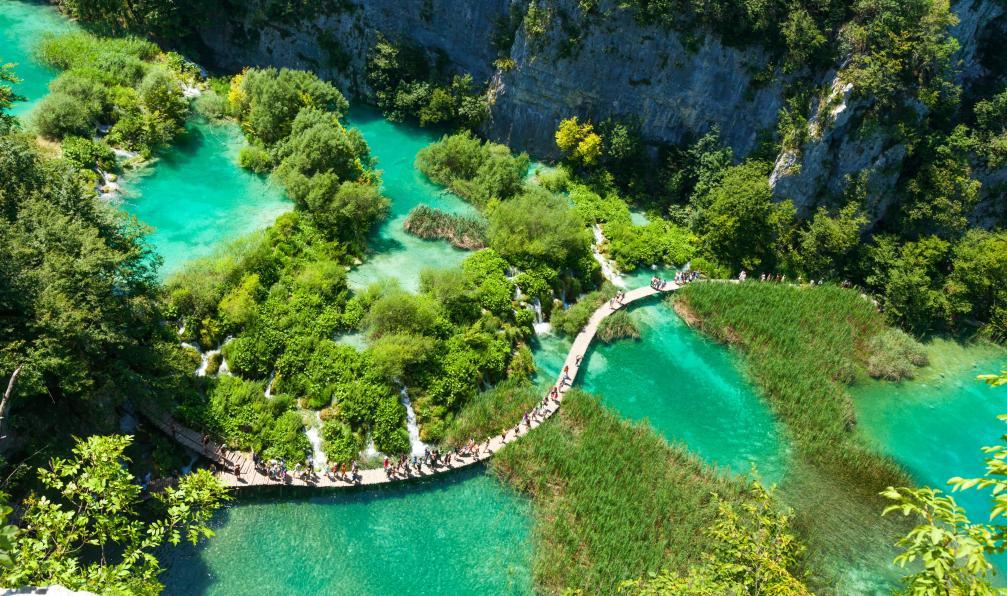 Image Panorama de l'adriatique