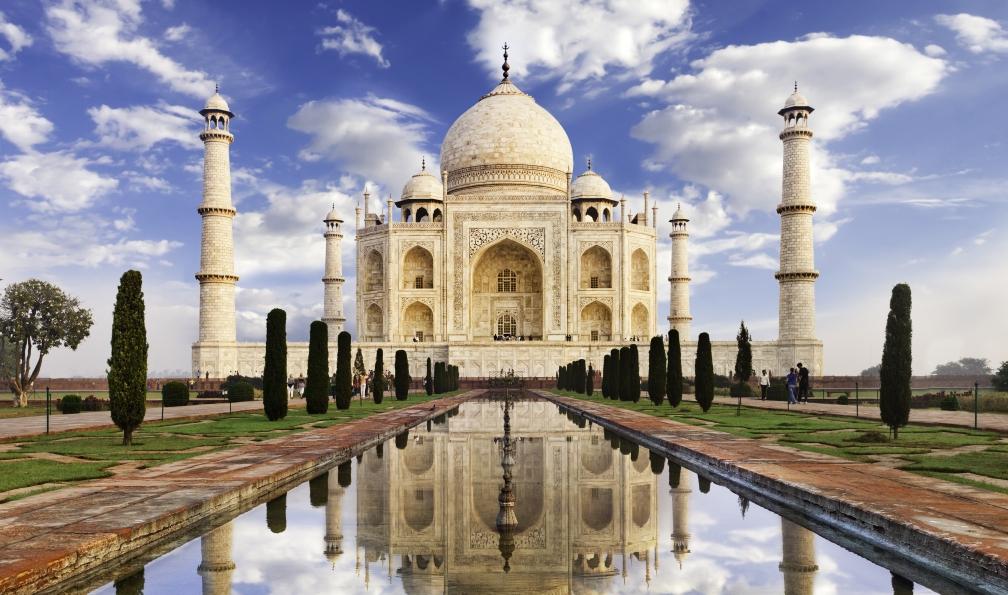 Image Rajasthan : palais, temples et tigres