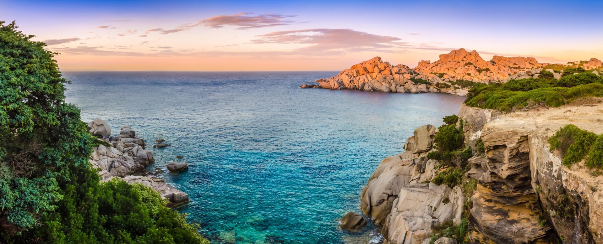 Voyage à pied : La sardaigne : paradis de sites en criques