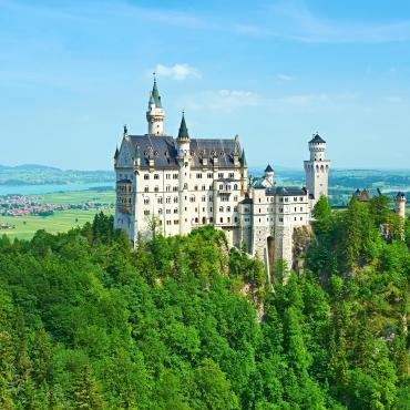 Bavière romantique et bucolique