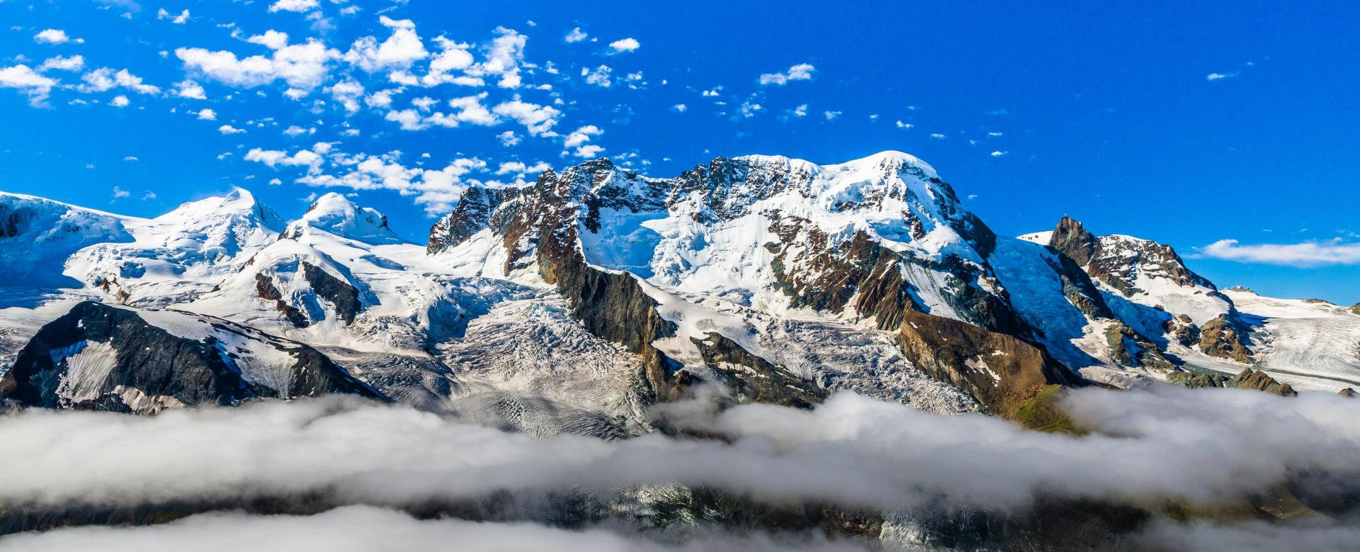 Voyage à pied : Objectif mont-rose (4634 m)