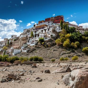 Ladakh, horizons infinis