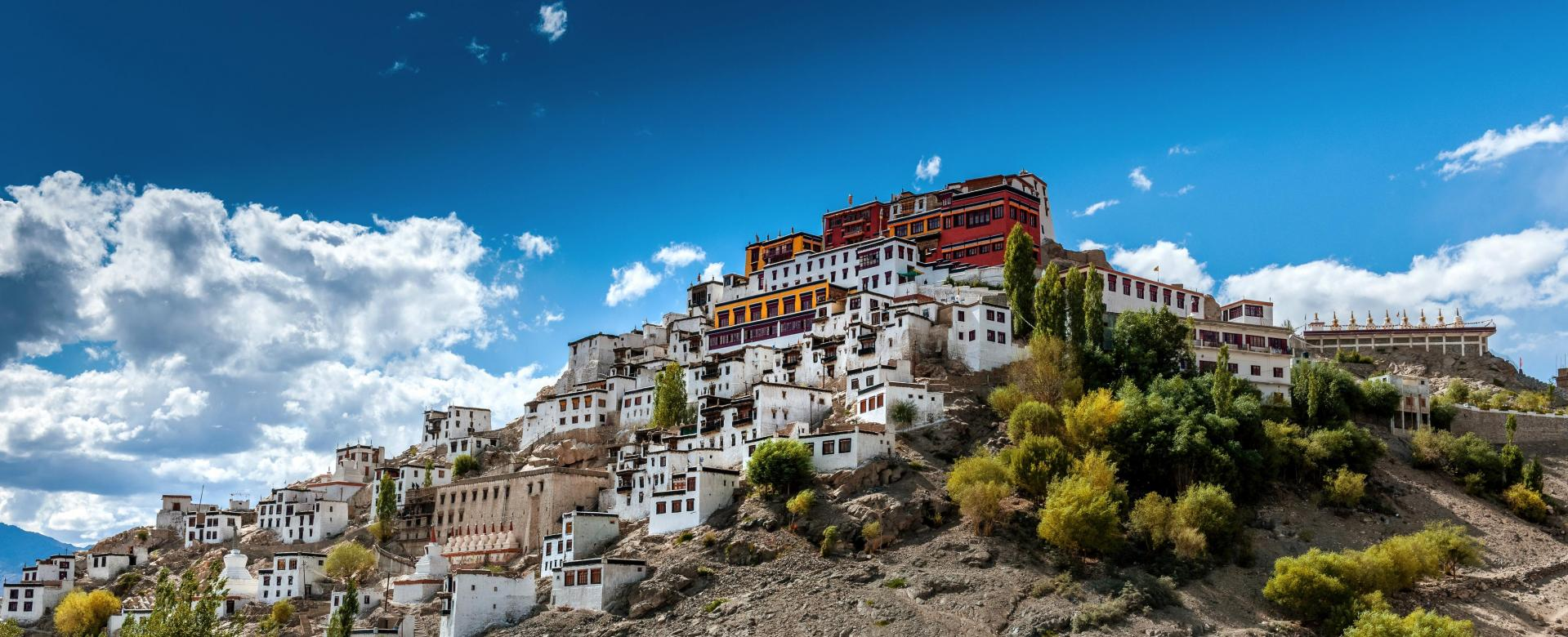 Voyage sur l'eau : Ladakh, horizons infinis