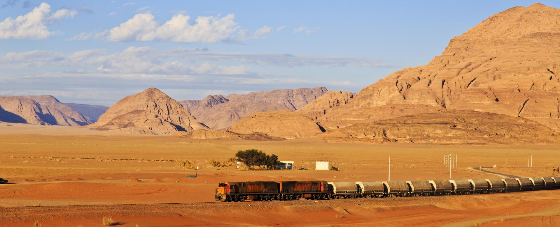 Voyage en véhicule : Mauritanie : Train du désert, banc d\'arguin et dunes de l\'adrar