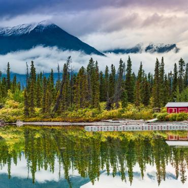 Du Chilkoot Trail à la Yukon River