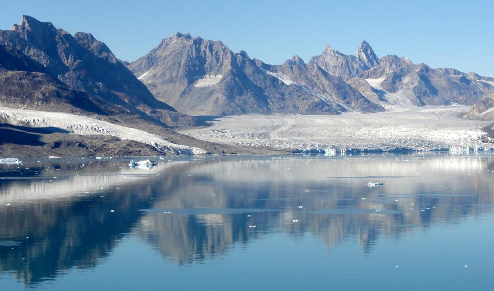 Image Trek au royaume des icebergs