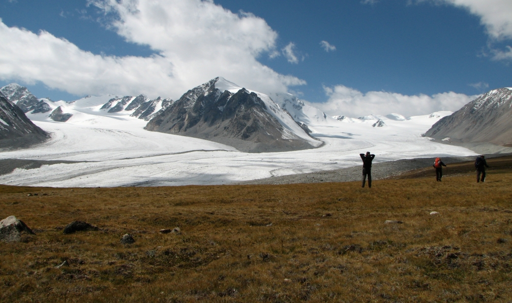Image Trek entre lacs et glaciers de l'altaï mongol