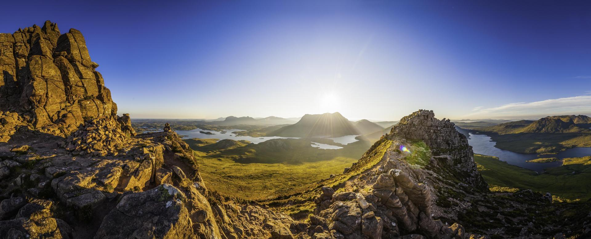 Voyage à pied : West highland way