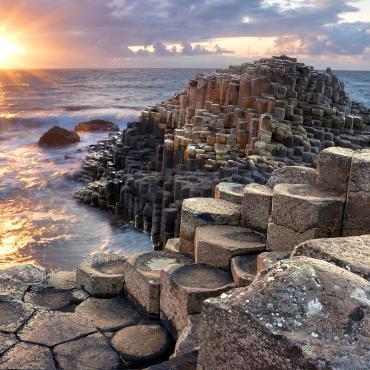 Donegal et lumières du Nord
