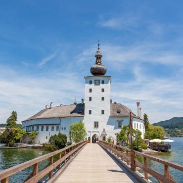 Salzbourg et les lacs à vélo