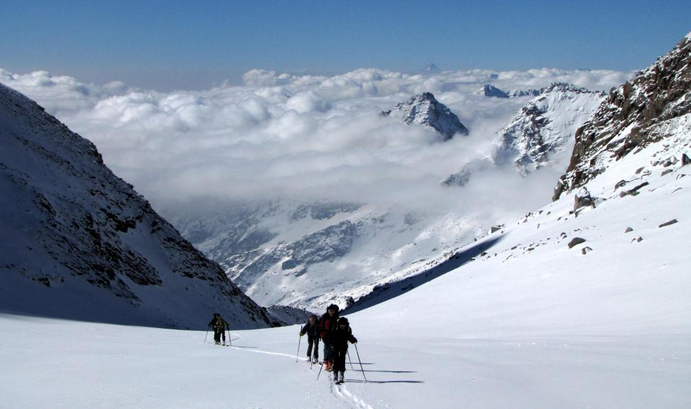 Image Le grand-paradis, objectif 4 000 mètres