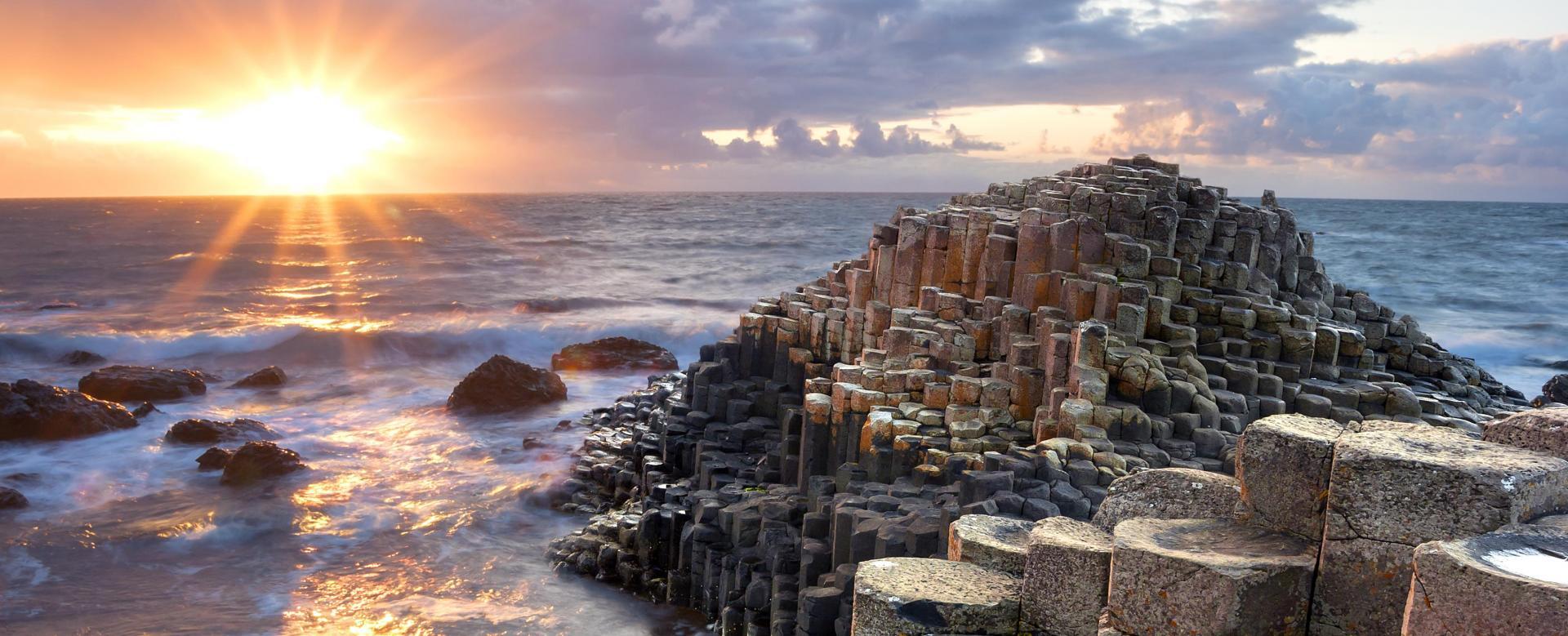Voyage à pied Irlande : Donegal et lumières du nord