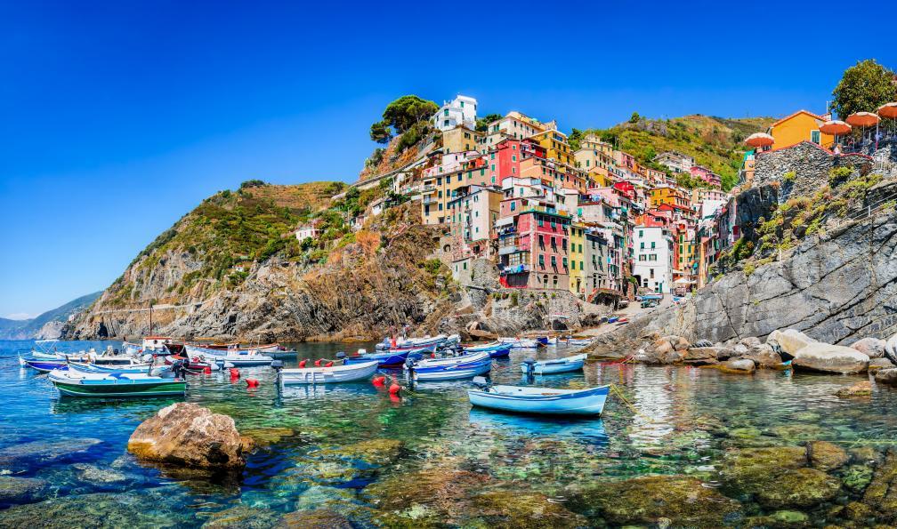 Image Portofino et cinque terre