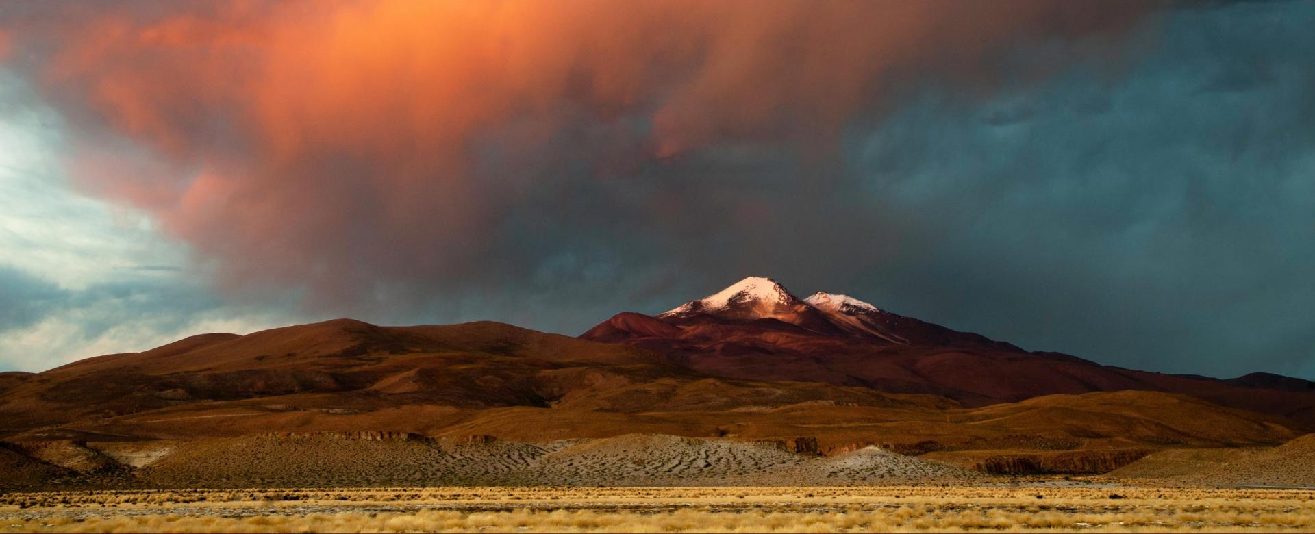 Voyage à pied Bolivie : Les volcans du sud-lípez (22 j)