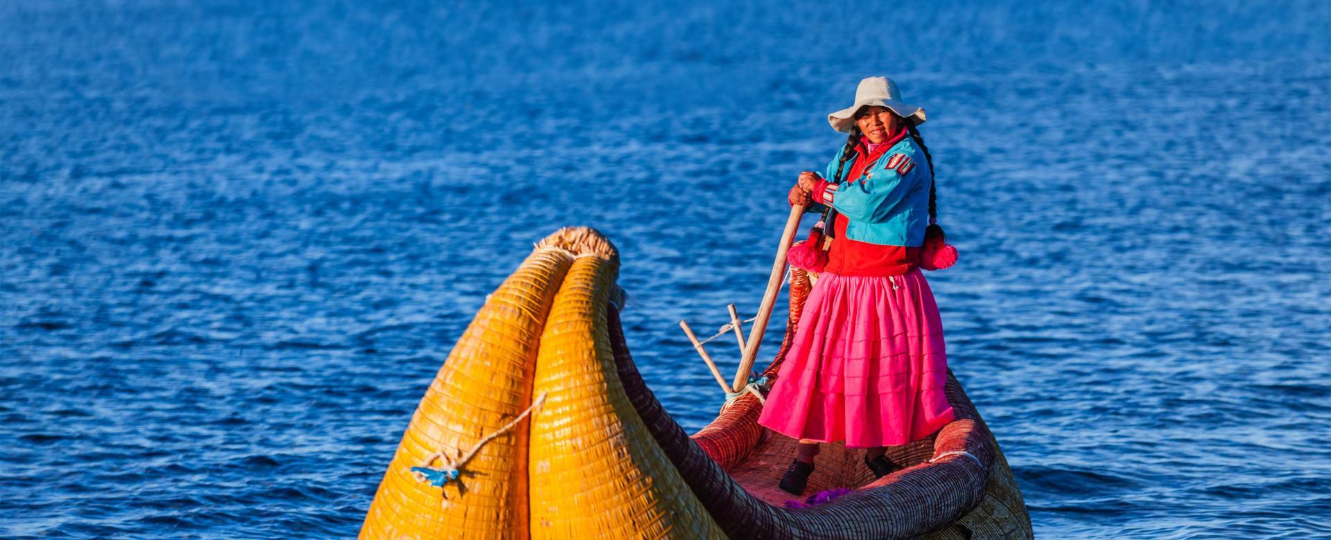 Voyage à pied : Contrastes péruviens