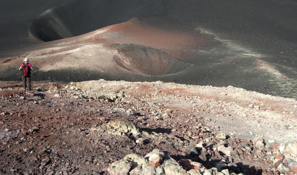 Image Santiago et volcan de fogo