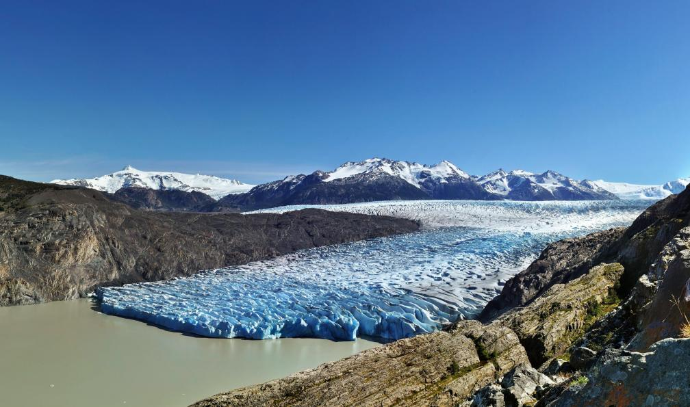 Image Terre de feu, patagonie et iguazú