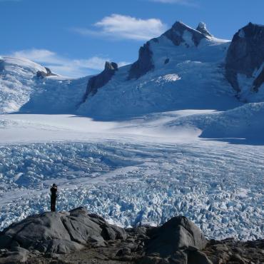 Les champs de glace du San Valentín