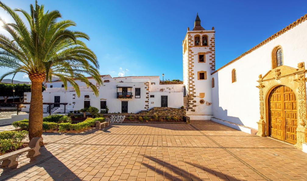 Image Fuerteventura, l'île saharienne