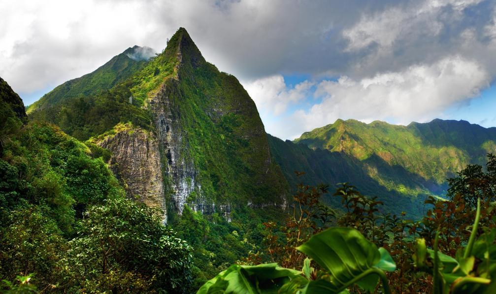 Image Hawaii, entre volcans et tropiques