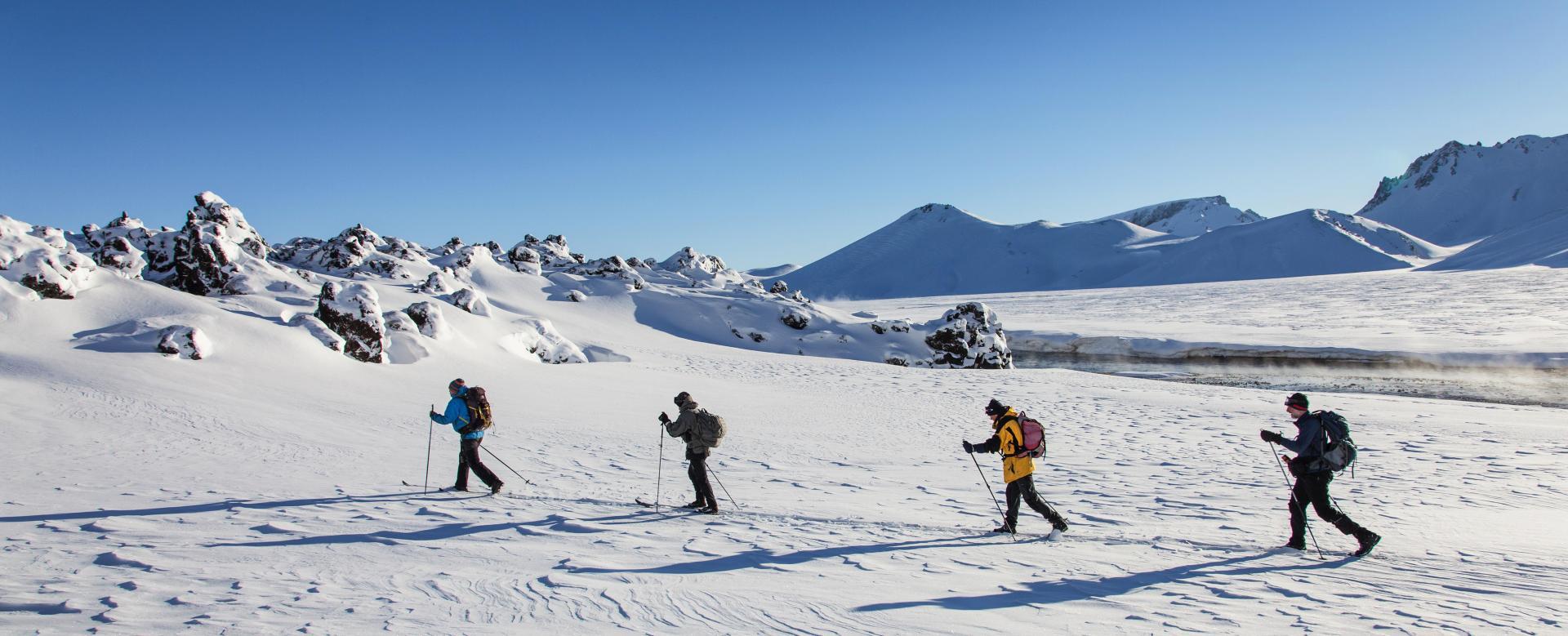 Voyage à pied : La randonnée volcanique